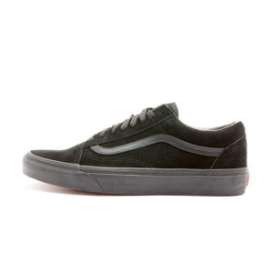 Zapatilla Vans Old Skool Suede Black