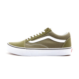 Zapatilla Vans Old Skool Winter Moss True White