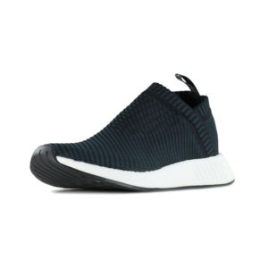 Sneaker Adidas NMD CS2 PK Core Black Carbon Red