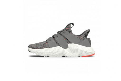 Zapatilla Adidas Prophere Grey Three Ftwr White Solar Red
