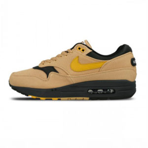 Zapatilla Nike Air Max 1 Premium Elemental Gold Mineral Yellow