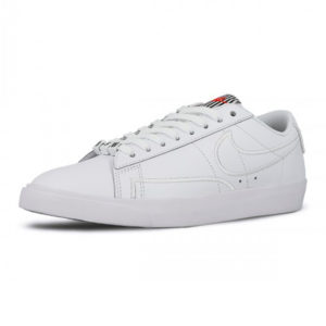 Sneaker Nike Blazer Low SE LX White White Black Speed Red