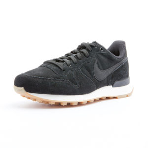 Sneaker Nike Internationalist SE Black Black Deep Green