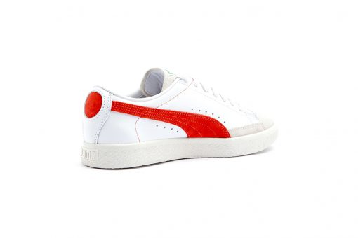 Bamba Puma Basket 9068 Puma White Orange