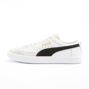 Zapatilla Puma Basket 90680 Puma White Puma Black