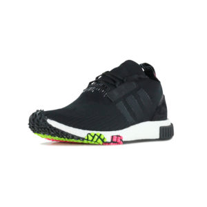 Sneaker Adidas NMD Racer PK Core Black Core Black Solar Pink