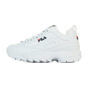 Zapatilla Fila Disruptor Low Wmn White