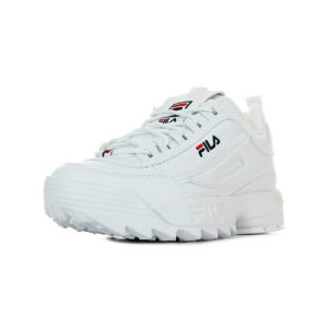 Sneaker Fila Disruptor Low Wmn White