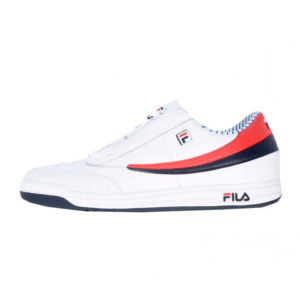Zapatilla Fila Original Tennis White Fila Navy Fila Red