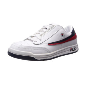 Sneaker Fila Original Tennis White Fila Navy Fila Red