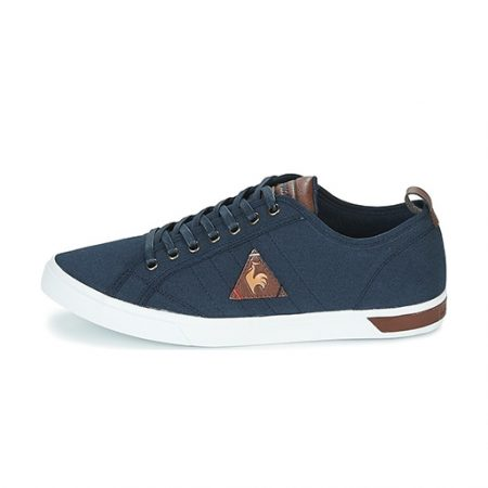 Zapatilla Le Coq Sportif Ares Cvs Lea Dress Blue Potting Soil
