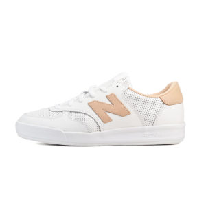 Zapatilla New Balance White Tan