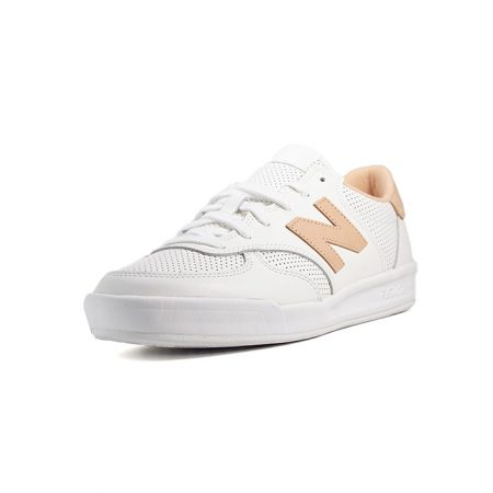 Sneaker New Balance White Tan