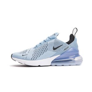 Zapatilla Air Max 270 Leche Blue Black White