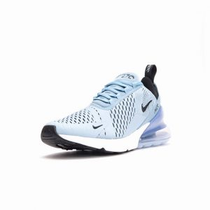 Sneaker Air Max 270 Leche Blue Black White