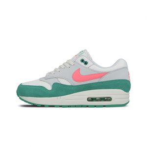 Zapatilla Nike Air Max 1 Summit White Sunset Pulse