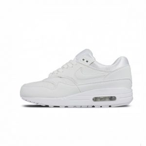 Zapatilla Nike Air Max 1 White White Pure Platinum