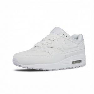 Sneaker Nike Air Max 1 White White Pure Platinum