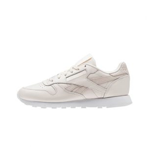 Zapatilla Reebok Classic Leather Pastel Pale Pink White