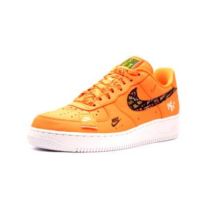 Sneaker Nike Air Force 1 ´07 Premium JDI Total Orange Total Orange