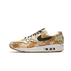 Zapatilla Nike Air Max 1 Premium Beach Black Praline Light Cream