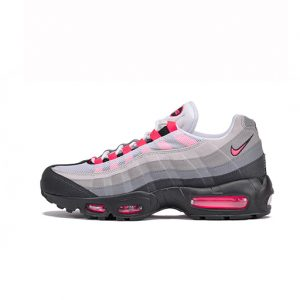 Zapatilla Nike Air Max 95 OG White Solar Red Granite Dust
