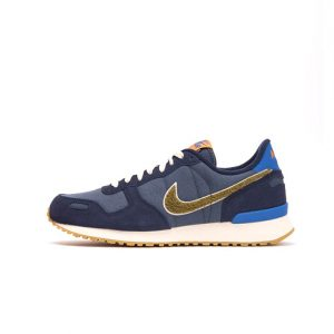 Zapatilla Nike Air Vortex SE Blackened Blue Camper Green Light Cream