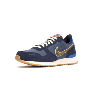 Sneaker Nike Air Vortex SE Blackened Blue Camper Green Light Cream