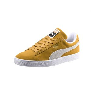 Sneaker Puma Suede Classic Buckthorn Brown Wht Wht