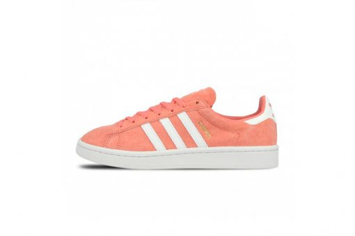 Zapatilla Adidas Campus Tactile Rose Ftwr White Crystal White