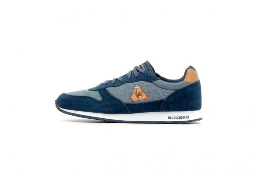 Zapatilla Le Coq Sportif Alpha Craft Dress Blue Brown Sugar