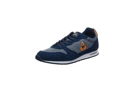 Sneaker Le Coq Sportif Alpha Craft Dress Blue Brown Sugar