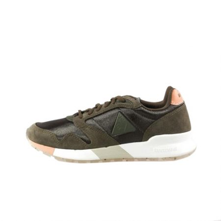 Zapatilla Le Coq Sportif Louise Sport Olive Night Black