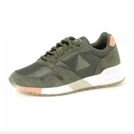 Sneaker Le Coq Sportif Louise Sport Olive Night Black