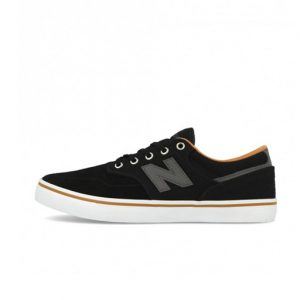 Zapatilla New Balance Black White