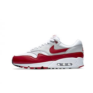 Zapatilla Nike W Air Max 90/1 White University Red