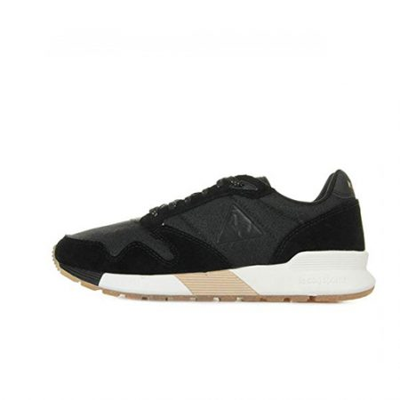 Zapatilla Le Coq Sportif Omega X W Metallic Black Rose Gold