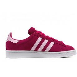 Sneaker Campus J Real Magenta Clear Pink Clear Pink