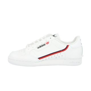 Zapatilla Adidas Continental 80 Cloud White Scarlet Collegiate Navy