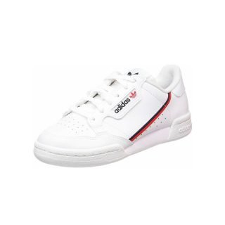 Sneaker Adidas Continental 80 Cloud White Scarlet Collegiate Navy