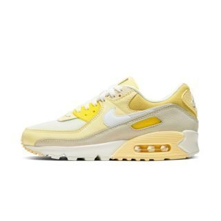 Zapatilla Nike Air Max 90 Opti Yellow White Fossil Bicycle Yellow