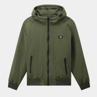 Cazadora Dickies New Sarpy Army Green