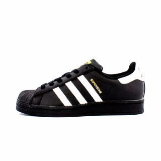 Zapatilla Adidas Superstar Core Black Cloud White Core Black