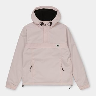 Chaqueta Carhartt WIP W´Nimbus Pullover Winter Frosted Pink