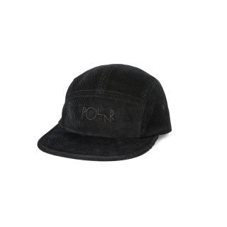 Gorra Polar Skate Cord Speed Cap Black