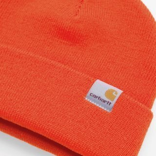 Gorro Carhartt Wip Stratus Hat Low Safety Orange