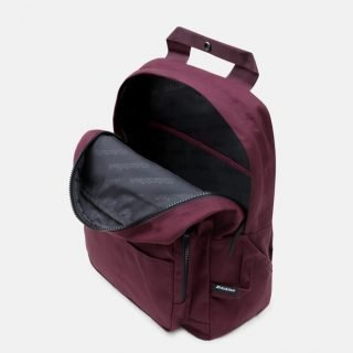 Back Pack Dickies W Lap Top Sleeve Extra Maroon