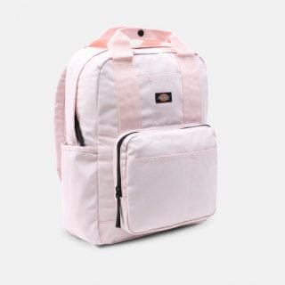 Mochila Dickies W Lap Top Sleeve Extra Pocket Light Pink
