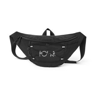 Riñonera Polar Skate Sport Hip Bag Black