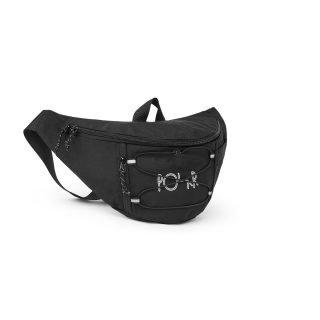 Bum Bag Polar Skate Sport Hip Bag Black